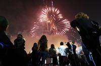 دبي تنفق نصف مليار دولار باحتفالات العام الجديد