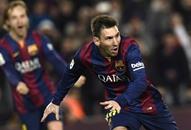 برشلونة يطارد الريال بخماسية في مرمى ليفانتي