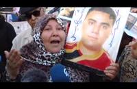 ذوو شهداء الثورة التونسية يطالبون بالقصاص لابنائهم (فيديو)