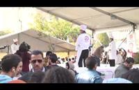 أكبر طبق كشري في العالم مصري (فيديو)