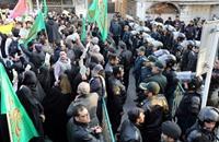 """أكثر من ألفي متظاهر في طهران ضد """"شارلي إيبدو"""""""
