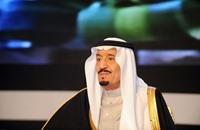 الملك سلمان يأمر باستضافة 1000 فلسطيني من ذوي الشهداء لأداء الحج