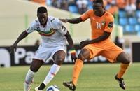 مالي تتعادل مع ساحل العاج في كأس افريقيا