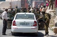 إصابة 6 معلمين فلسطينيين بعد صدمهم من قبل مستوطن
