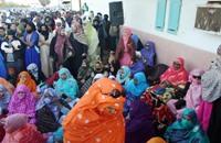إضراب عمال المناجم يهدد أكبر شركة في موريتانيا