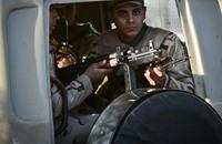 الداخلية المصرية تعلن مقتل 15 مسلحا في العريش