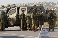 طوق أمني حول الضفة وغزة قبل انتخابات الكنيست