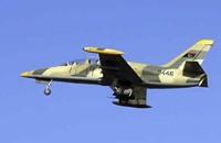 """قوات """"الوفاق"""" تسقط طائرة تابعة لحفتر جنوب طرابلس (شاهد)"""