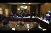 """وفد من """"فيفا"""" يصل غزة (فيديو)"""