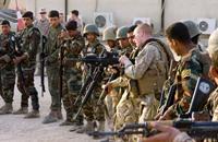 """قوات أمريكية تبدأ تدريب الجيش العراقي لمواجهة """"الدولة"""""""