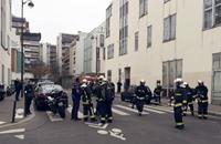 12 قتيلا في هجوم على مقر صحيفة ساخرة بباريس (فيديو)