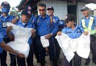 إجبار شرطة الفلبين على وضع حفاضات عند استقبال البابا