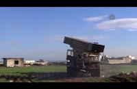 """""""الجبهة الإسلامية"""" تستهدف مواقع للنظام السوري بحلب (فيديو)"""