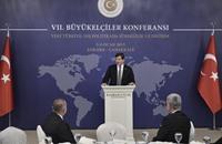 داود أوغلو: العصابة الموازية لن تطمس قصة نجاح تركيا