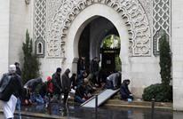 مجهول يحاول إضرام النار بمسجد في فرنسا (شاهد)