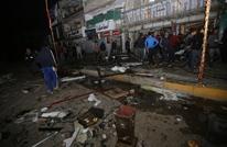 قتلى وجرحى في انفجار سيارة مفخخة بالحسينية شمال بغداد