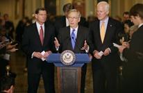"""زعيم الأغلبية في """"الشيوخ"""" يثير احتمال محاكمة سريعة لترامب"""