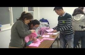 انتخاب أول سيدة للرئاسة في النتائج الأولية لانتخابات تايوان