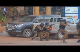 هجوم مسلح على أحد فنادق العاصمة في بوركينا فاسو