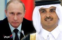 بوتين عقب لقائه تميم: قطر دولة مهمة بالشرق الأوسط (فيديو)