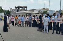 """""""عدن"""" تنتفض لفك الحصار الذي يفرضه الحوثيون على مدينة تعز"""