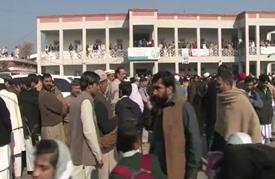 21 قتيلا في هجوم شنته حركة طالبان على جامعة في باكستان