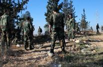 تعرف على خريطة القوى المتصارعة بريف حماة الشرقي بسوريا