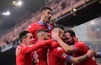 نابولي يحتفظ بالصدارة وإنترناسيونالي يتعادل بالدوري الإيطالي