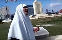 أشجع امرأة في ميدان التحرير: السيسي هو الإرهاب (فيديو)