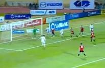 نشامى الأردن يحرزون فوزا تاريخيا على مصر (فيديو)