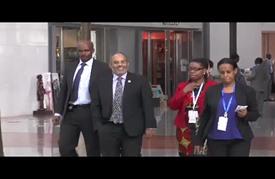 """بدء قمة """"نيباد"""" لتنمية إفريقيا في أديس أبابا"""