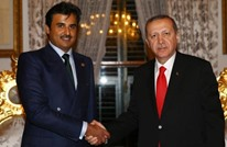الإمارات متخوفة من الاتفاق العسكري التركي القطري