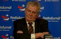 فوز الرئيس التشيكي زيمان بفترة رئاسية جديدة