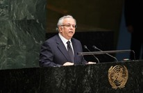 مندوب السعودية ينتقد موقف مصر من قرار مجلس الأمن (فيديو)