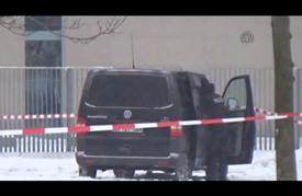 الأمن الألماني: الطرود أمام مكتب ميركل لا تحوي مواد مشبوهة