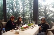 نانسي عجرم تشارك معجبيها صورا مع أمها وحماتها (شاهد)