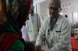 الهند تحاول التصدي لسوء التغذية في ظل ارتفاع عدد السكان
