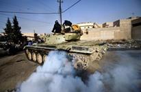 القوات العراقية تسيطر على مبنى محافظة نينوى بالموصل
