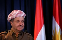 برزاني: من سلموا الموصل لداعش لا يريدون النجاح بتحريرها