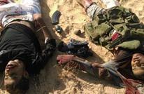"""آلاف يشيعون أحد قتلى """"عملية أمنية"""" بسيناء وهتاف ضد الشرطة"""