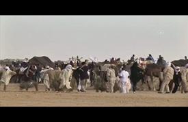 انطلاق الدورة الـ49 لمهرجان الصحراء الدولي في دوز التونسية