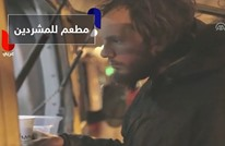 """""""قرمان"""" حول حافلته الصغيرة لمطعم متجول للمشردين في تركيا"""