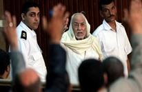 نقل مرشد الإخوان السابق لمستشفى خاص بعد تدهور صحته