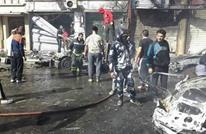 مقتل شخص وإصابة سبعة في انفجار سيارة وسط بنغازي