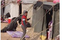 """الوحدات الكردية بسوريا تطرد نازحي مناطق """"الدولة"""" للمخيمات"""