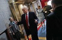 """""""ترامب"""" في البيت الأبيض عقب تنصيبه رئيسا (صور)"""