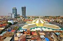 تفاصيل حول أعلى برجين توأمين برسم البناء في كمبوديا