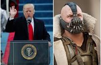 """ترامب يقتبس كلاما من شخصية شريرة بفيلم """"دارك نايت"""" (فيديو)"""