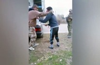 جنود عراقيون يعدمون ثلاثة مدنيين بدم بارد بالموصل (شاهد)