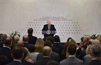 """ترامب من مقر (CIA) يتعهد بالقضاء على """"الإرهاب الإسلامي"""""""